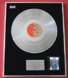 OLIVIA NEWTON-JOHN - Clearly Love PLATINUM LP presentation Disc